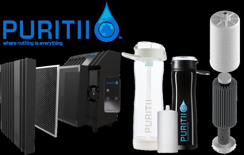 b4040007af ARIIX PURITII - Water Bottle & Filtration System | Ariix USA