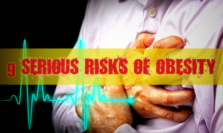 9 SERIOUS RISKS OF OBESITY