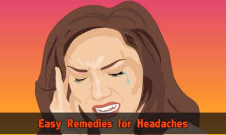 Easy Remedies for Headaches