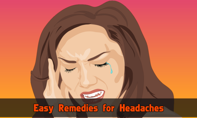 Easy Remedies for Headaches
